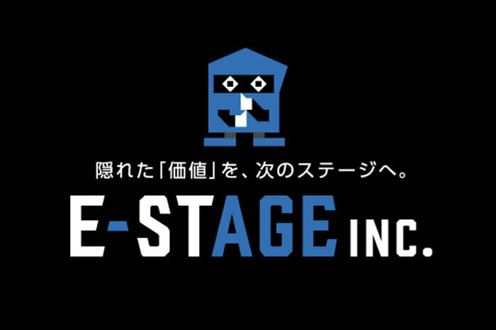 E-STAGEロゴ